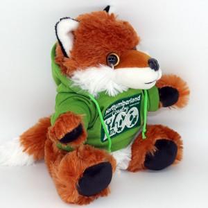 Fox in Zoo Hoody