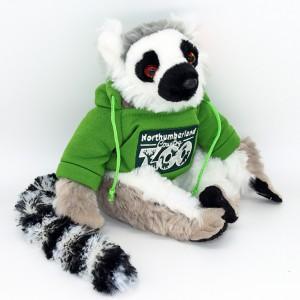 Lemur in Zoo Hoody