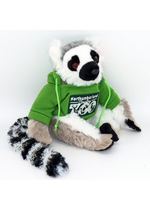 Animal Hoody Plush