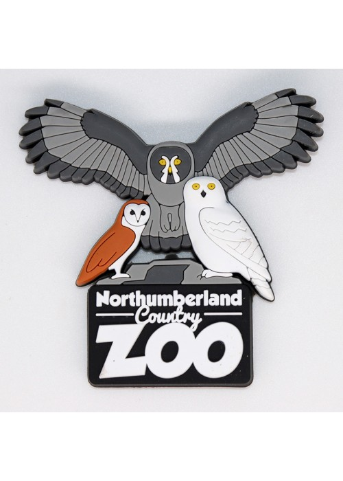Zoo Fridge Magnets