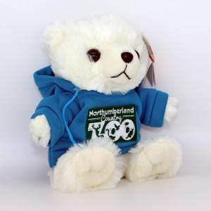 Polar Bear in Zoo Hoody